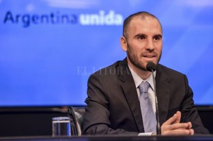 Guzmán agradeció el consenso de todos los bloques para la renegociación de la deuda