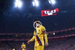 Barcelona perdió sobre la hora con Athletic de Bilbao y fue eliminado de la Copa del Rey