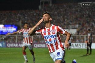 Unión supera a Atlético Mineiro