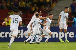Argentina clasificó a los Juegos de Tokio y se consagró campeón del Preolímpico