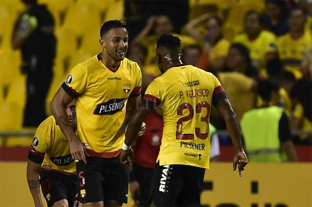 <strong>Foto:</strong> Prensa Copa Libertadores