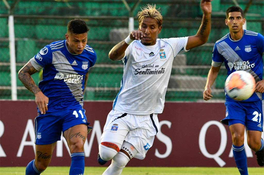 <strong>Foto:</strong> Prensa Copa Sudamericana