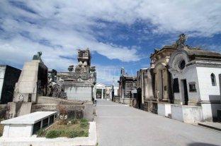 Presentaron el plan de obras para demoler áreas en riesgo del cementerio municipal