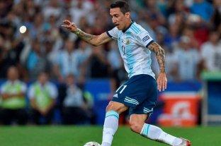 """Di María y su no convocatoria a la Selección Argentina: """"No le encuentro explicación"""""""