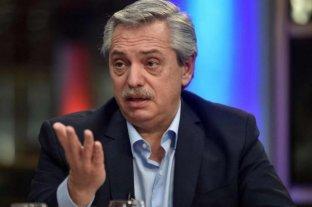 """Alberto Fernández: """"Nunca más a una justicia que decide y persigue según los vientos políticos"""" -  -"""
