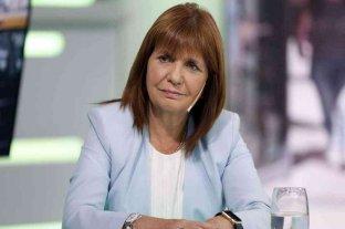 Patricia Bullrich negó que haya existido