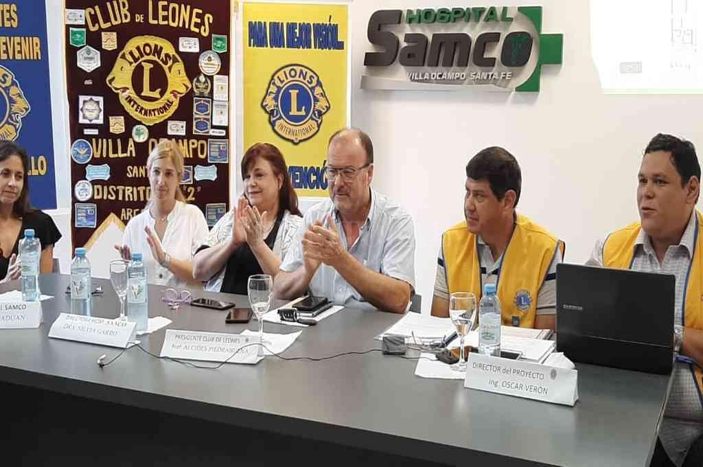 Crédito: Gentileza Municipalidad de Villa Ocampo
