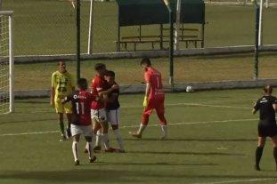 Colón goleó 3 a 0 a Defensa y Justicia en reserva