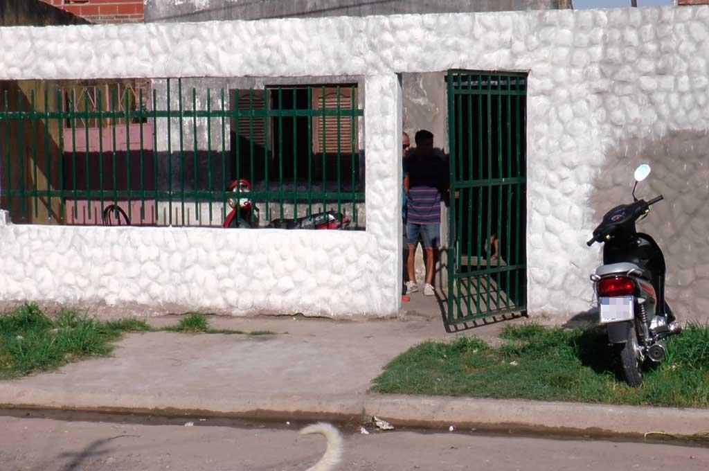 La familia de Javier Vázquez reclamó ante los medios que no fueron atendidos por autoridades ni la empresa donde se produjo el incendio. <strong>Foto:</strong> El Litoral