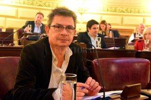 Oscar Urruty fue otra vez propuesto para el Enress