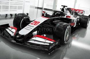 Haas VF-20: se develó el primer vehículo de la nueva temporada