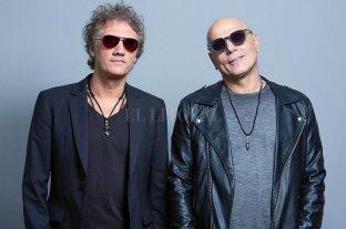 Charly Alberti y Zeta Bosio preparan la gira Gracias Totales