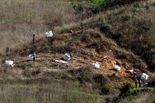 Muerte de Kobe Bryant: los motores del helicoptero no mostraron fallas internas