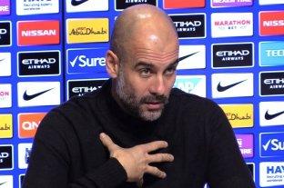 """Guardiola: """"Messi es jugador del Barcelona y se quedará allí, es mi deseo"""""""