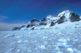 La Organización Meteorológica Mundial está preocupada por la temperatura en la Antártida