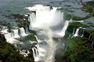 Falleció el turista que cayó al vacío en Iguazú