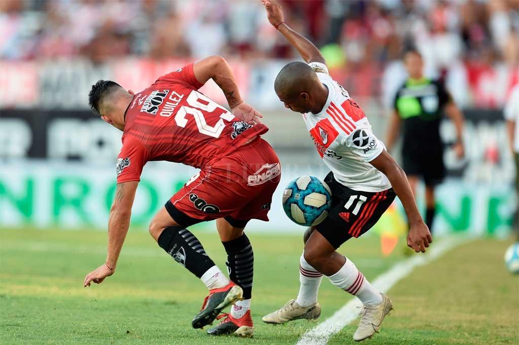 River es el único puntero del torneo Crédito: Prensa River Plate