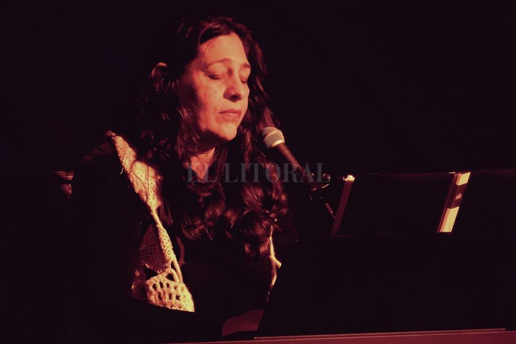 Paola Nuñez, pianista y compositora. <strong>Foto:</strong> Gentileza producción