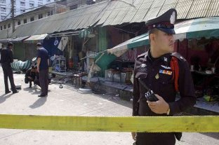 Un tiroteo en un centro comercial dejó al menos 12 muertos en Tailandia