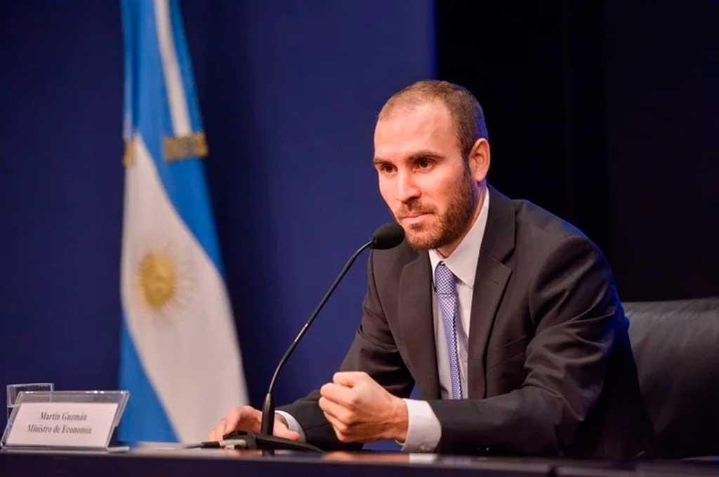 Guzmán brindará detalles del plan ante el Congreso, según anticipó Solá. Crédito: Clarín