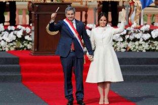 La primera dama de Paraguay también tiene dengue