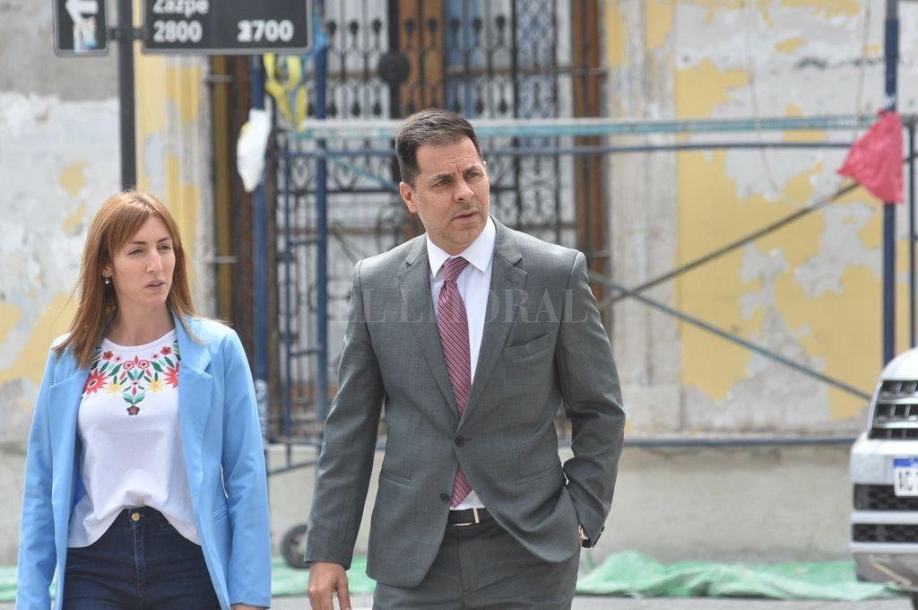 El fiscal Jorge Gustavo Onel está al frente del caso. <strong>Foto:</strong> Mauricio Garín