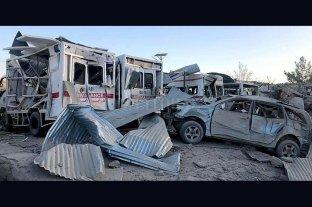 Soldados estadounidenses y afganos muertos en tiroteo en Afganistán