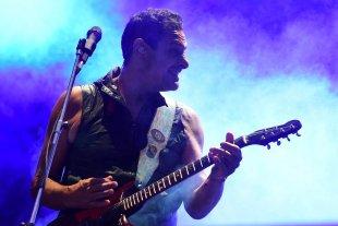 Cosquín Rock: Divididos, Skay y un homenaje a Charly García en la primera jornada