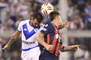 San Lorenzo recibe a Vélez Sarfield
