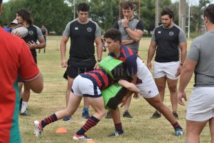 Ceibos engalanó a Querandí Rugby Club