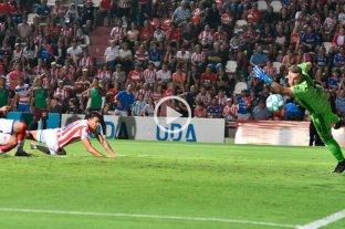 Unión - River: los goles de la noche