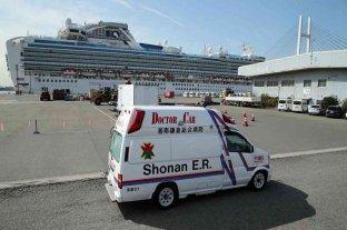 Coronavirus: detectan 60 nuevos casos en el crucero donde se contagió un argentino
