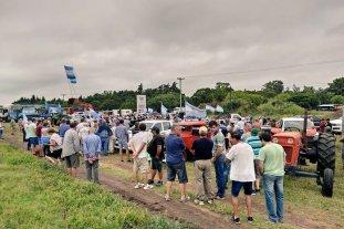 Más de 400 productores agropecuarios participaron de la asamblea de San Nicolás
