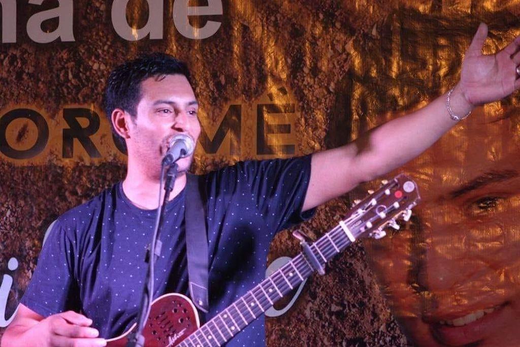 Fabián Oromé <strong>Foto:</strong> Gentileza