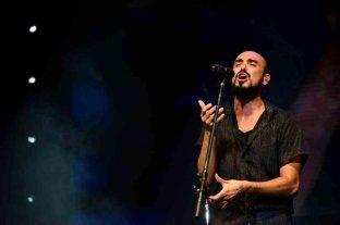 Abel Pintos cautivó en la tercera noche del Festival de Villa María