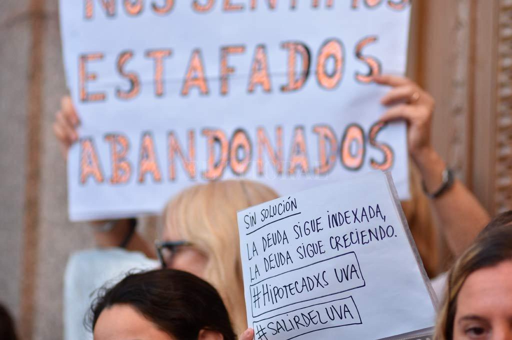 """Sin respuesta a los reclamos. """"Es una cuestión entre privados"""", dijo Fernández.  Crédito: Archivo - El Litoral"""