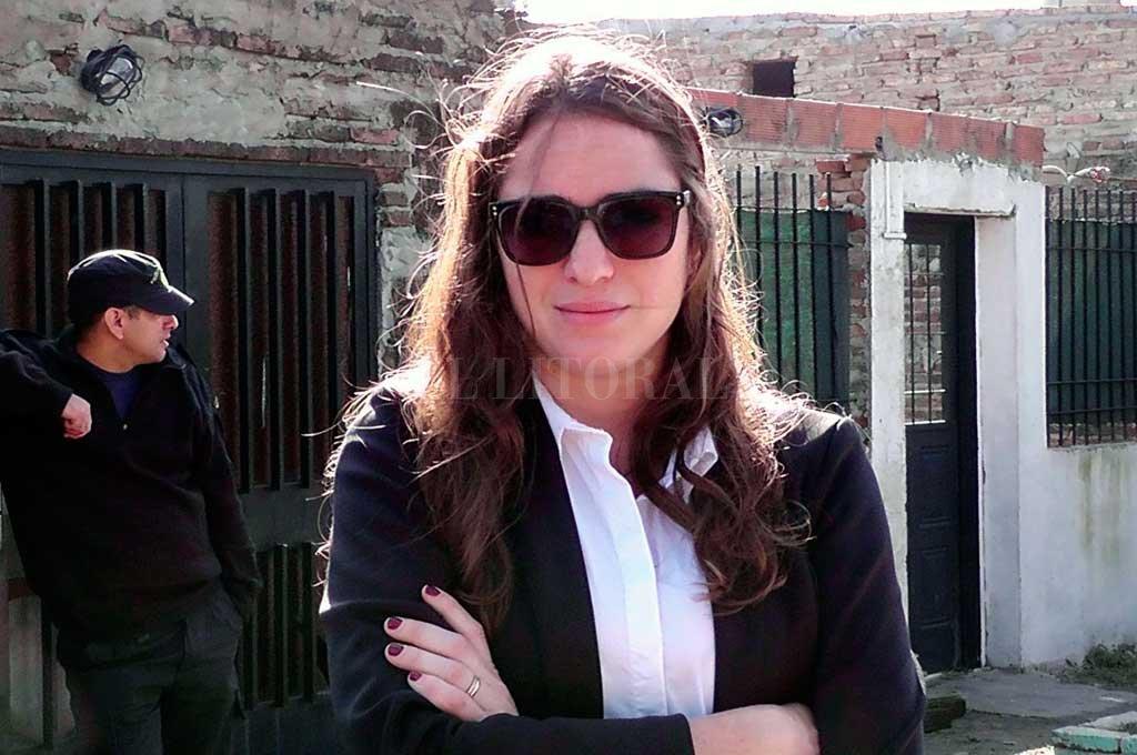 La fiscal Valeria Haurigot. <strong>Foto:</strong> Archivo El Litoral