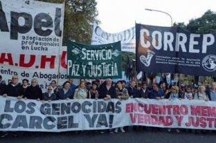 Organizaciones de derechos humanos entregaron en Gobierno un texto con diez reclamos