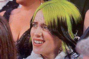 Billie Eilish pasó por los Oscar y dejó polémica