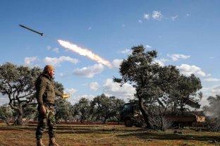 Tras otro combate con más soldados muertos, crece la tensión entre Siria y Turquía