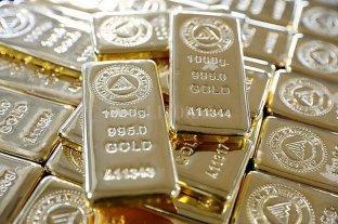 Sube el precio del oro, por temor al coronavirus