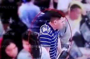 Video: después de matar a Fernando Báez Sosa, los rugbiers fueron a comer hamburguesas