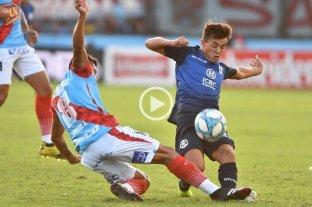 Arsenal y Talleres igualaron 1 a 1 en Sarandí