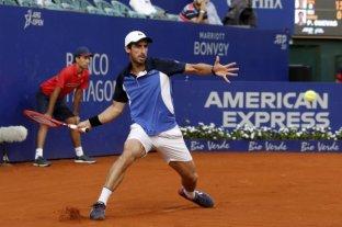El uruguayo Pablo Cuevas avanzó a octavos de final en el Argentina Open