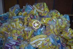 Festival de Guadalupe: se entregaron las donaciones al Hospital Alassia