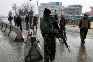 Al menos seis muertos tras ataque en Afganistán