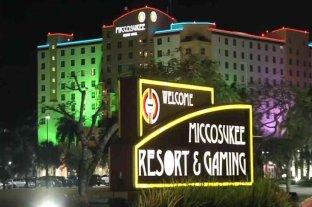 Dos heridos tras un feroz tiroteo en un casino de Miami