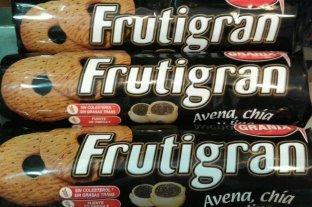 ANMAT prohibió la comercialización de unas famosas galletitas y otros productos