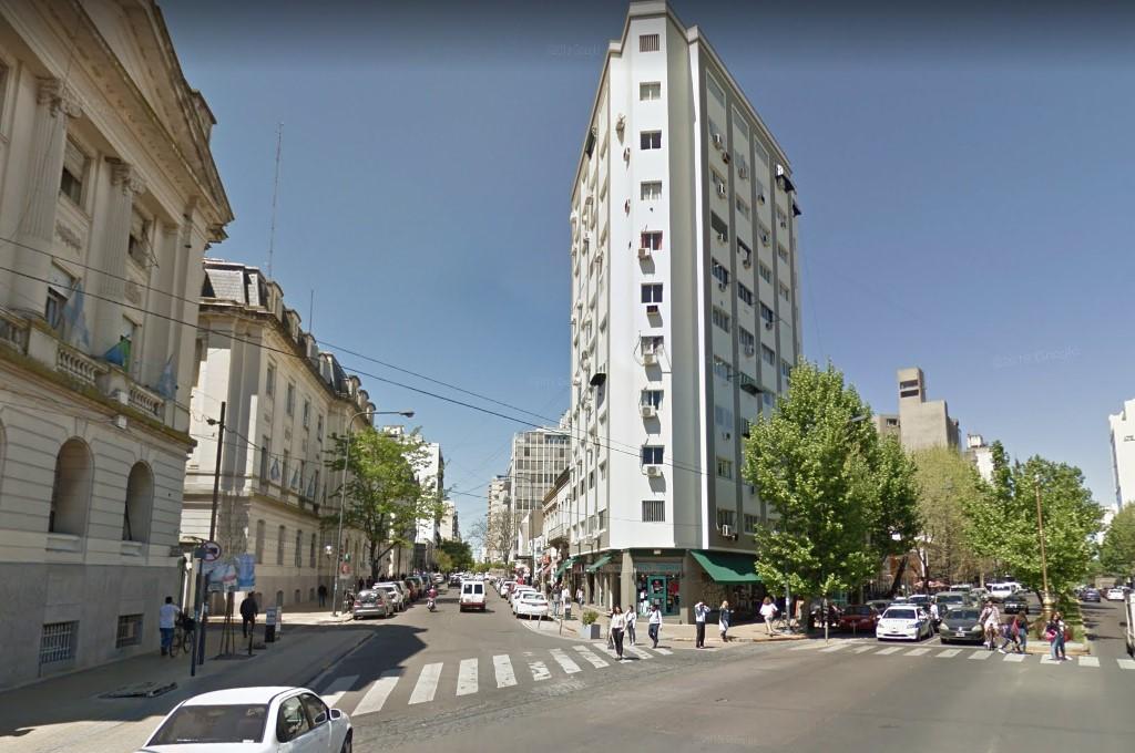 La zona donde se produjo el hecho. Crédito: Google Maps