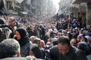 Human Rights pide crear un organismo para informar sobre desaparecidos por ISIS en Siria